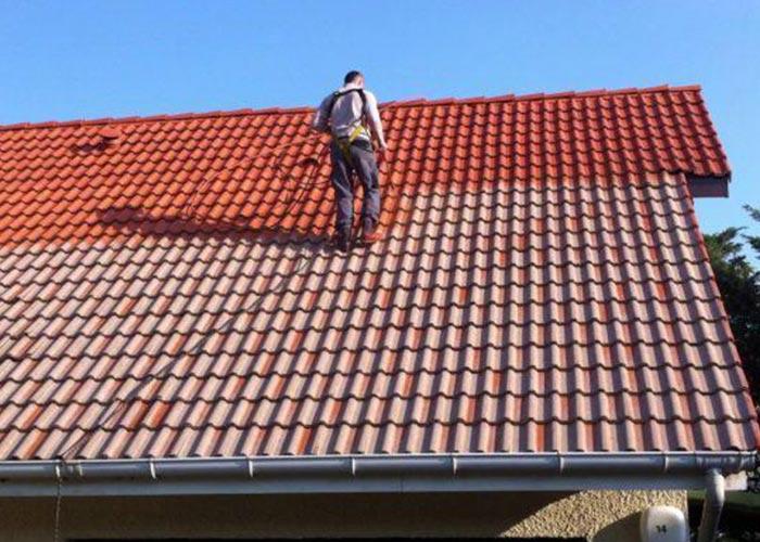 traitement toiture Villeurbanne