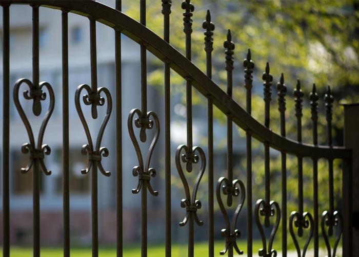 rénovation portail métallique Villeurbanne